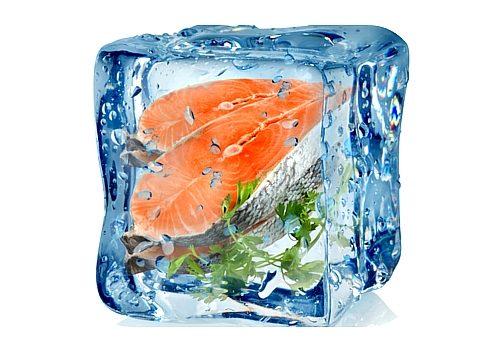 Külmuatud tooted